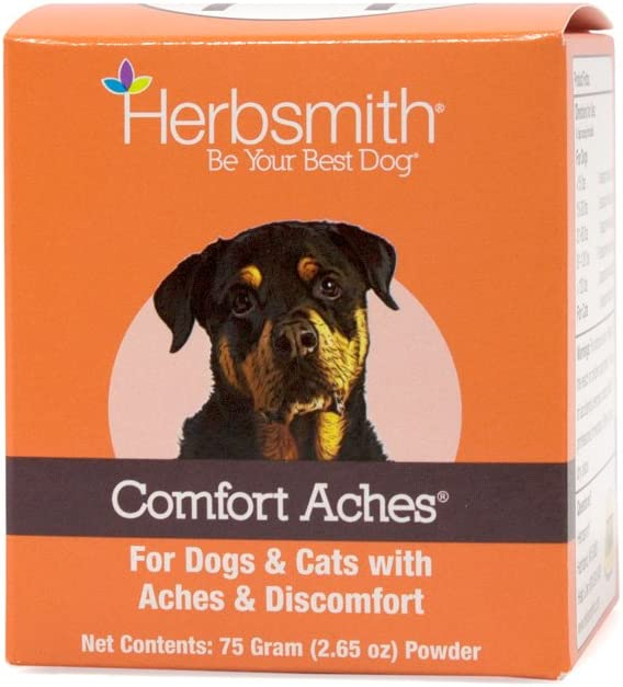Herbsmith In a popularity Comfort Aches – Herbal Pain Dogs for Relief + Cat Manufacturer regenerated product