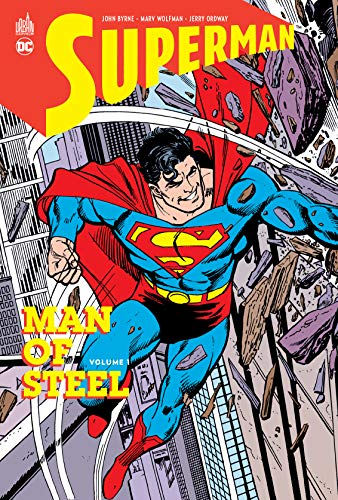 Superman Man of Steel - Tome 1