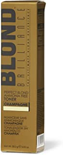 Blond Brilliance Champagne Perfect Blond Ammonia Free Toner Champagne