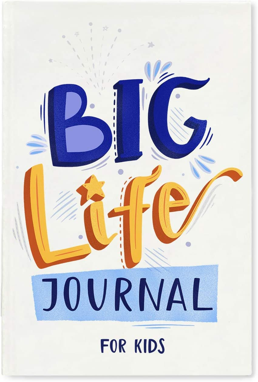 Big Life Journal   Second Edition A Growth Mindset Guided Journal for  Children – Interactive Journal and Goal Planner for Kids – Guided Journal  for ...