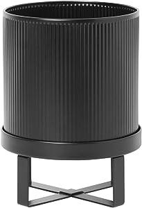 Ferm Living BAU Pot Black small