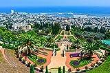 The Bahai Gardens Haifa Israel Asia Home Decor Art Wall