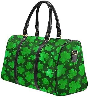 InterestPrint Carry-on Garment Bag Travel Bag Duffel Bag Weekend Bag Ice Cream