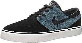 Nike Men's Stefan Janoski Sneakers (6 D(M) US, Black/Gray/White)