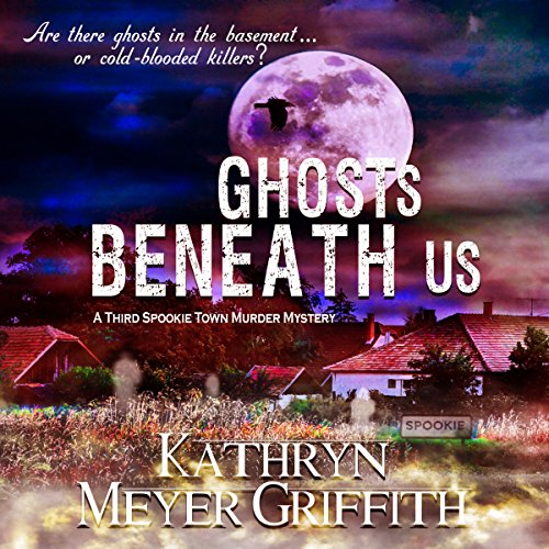 Ghosts Beneath Us audiobook cover art