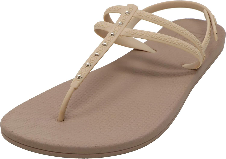 Reef  Escape LUX Womens Flip Flops Thong Sandals Black Beach NWT $27
