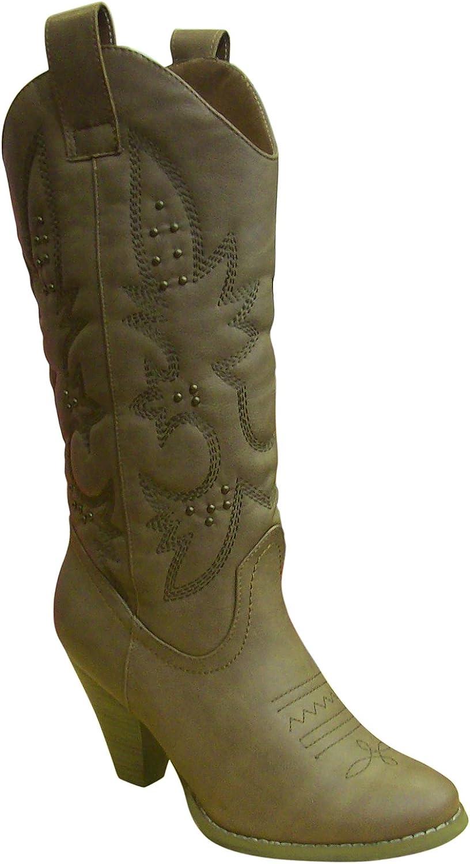 Pierre Dumas Women's Pembrook-2 Cowgirl Boots