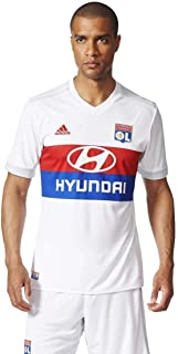 adidas Herren Olympique Lyon Heimtrikot Replica Olimpique Lyon Heimtrikot