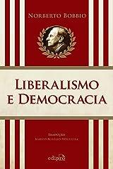 Liberalismo e Democracia Capa comum