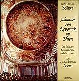 Johannes von Nepomuk zu Ehren: Die Ettlinger Schlosskapelle und die Fresken von Cosmas Damian Asam