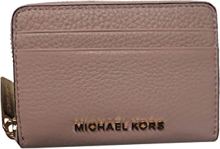 b268e3f63e1b Michael Kors Jet Set Travel Zip Around Card Case Ballet