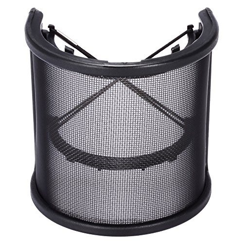 Zacro Double Layer Microphone Mic Windscreen Pop Filter, Recording Studio...