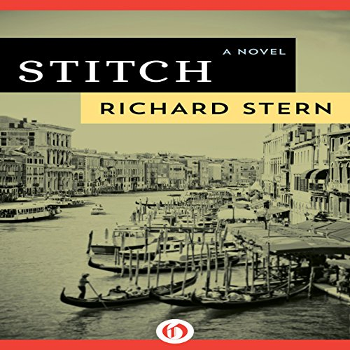 Stitch audiobook cover art