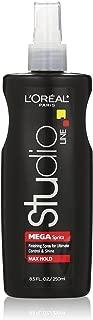 L'Oréal Paris Studio Line Mega Spritz Hairspray, 8.5 fl. oz.
