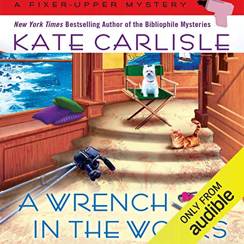 A Wrench in the Works                   By:                                                                                                                                 Kate Carlisle                               Narrated by:                                                                                                                                 Eileen Stevens                      Length: 7 hrs and 45 mins     171 ratings     Overall 4.5