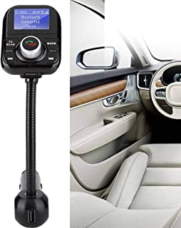 FM Player, Launch FM Radio Player, Digital Bluetooth Hands-Free Call Player, MP3 Player, for car,