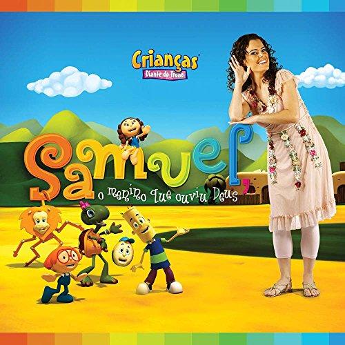 CD Crianças Diante do Trono Samuel, o menino que ouviu Deus