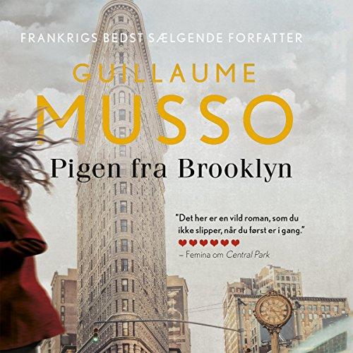 Pigen fra Brooklyn audiobook cover art