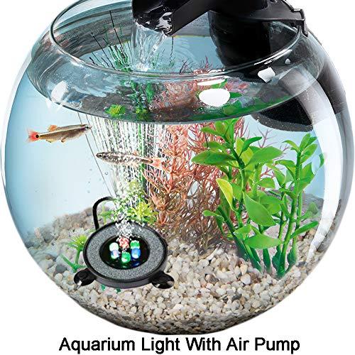 Kuty LED Acuario, Aireador Acuario, iluminación Acuario