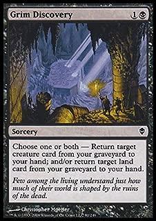Magic: the Gathering - Grim Discovery (91) - Zendikar