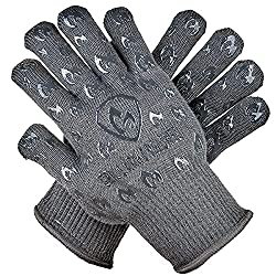 Grill Armor Heat Resistant Gloves at Amazon