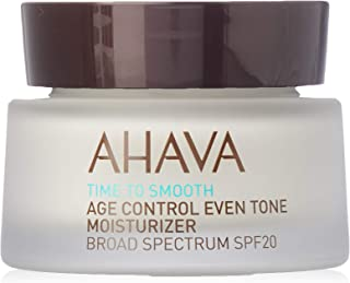 AHAVA Age Control Even Tone Moisturizer SPF20, 50ml