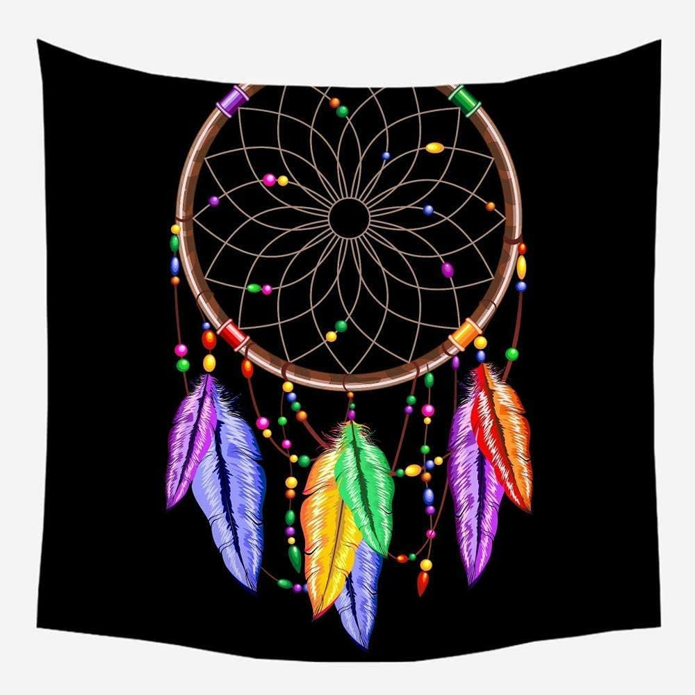online shop Wall Tapestry Live Background Hanging Some reservation Cloth Feath Art Decor