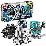 LEGO Star Wars - Boost Commandant des Droïdes - Jeu de Construction pour enfants 8 Ans et plus avec 3 robots contrôlés par application, inclus...