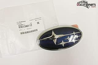 SUBARU 2006-2007 Legacy & Outback Front Grille Emblem Badge Nameplate OEM New 93013AG112