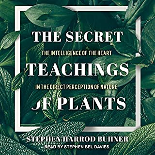 The Secret Teachings of Plants audiobook cover art