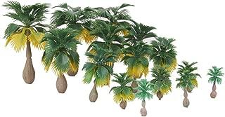 Miniature Palm Trees Fairy Garden Landscape Bonsai Decor Pack of 15