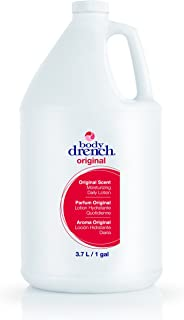 Body Drench Daily Moisturizing Body Lotion for All Skin Types, 1 Gallon