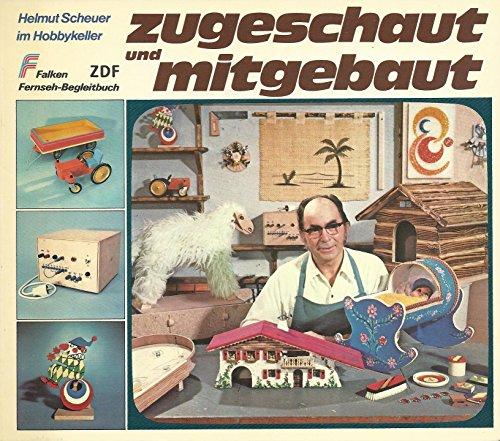 I. Helmut Scheuer im Hobbykeller.