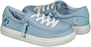 BILLY Footwear Kids Classic Lace Low (Toddler/Little Kid/Big Kid) Light Blue 6 Big Kid