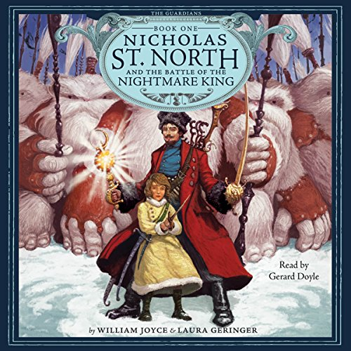 Nicholas St. North and the Battle of the Nightmare King cover art