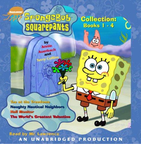 Spongebob Squarepants Collection: Books 1-4 cover art