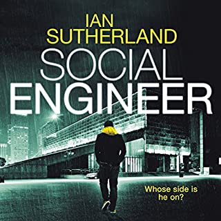 Social Engineer audiobook cover art