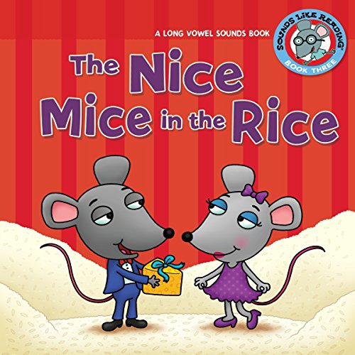 The Nice Mice in the Rice audiobook cover art