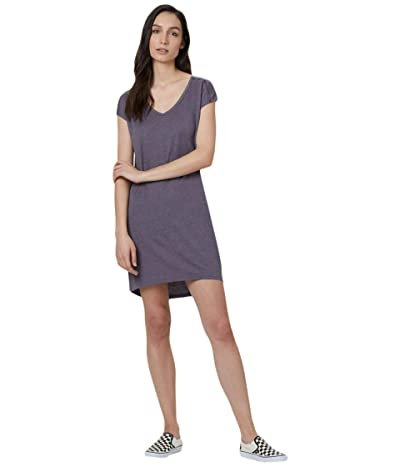 tentree Waldron Dress (Boulder Grey Heather) Women