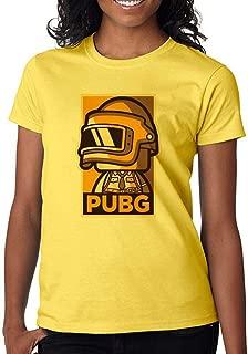 DanielDavis Gamer Fan Pubg Classic Poster Custom Made Women's T-Shirt