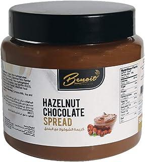 Benoit Hazelnut Cocoa Cream 12%, 500 gm