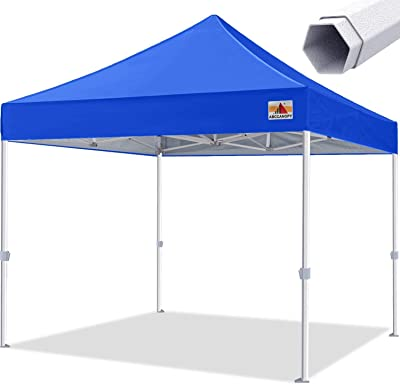 Instant Shelter & Commercial Pop Up Canopy, Learn More