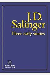 Three Early Stories Capa comum