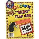 Forum Novelties 61763 Bang Flag Gun Party Supplies, Medium, Multicolor