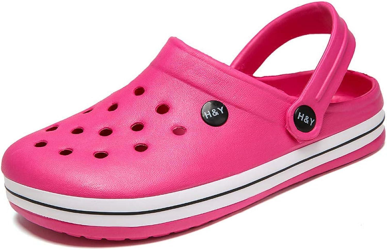 STTXTM Beach Slippers 2019 Men Sandles Mens Men Summer pink Red