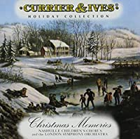 Currier & Ives: Christmas Memories by London Symphony (2001-03-29)
