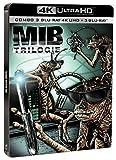 Men in Black-Trilogie [4K Ultra HD + Blu-Ray + Copie Digitale Ultraviolet-Édition limitée 20ème Anniversaire-Boîtier SteelBook]