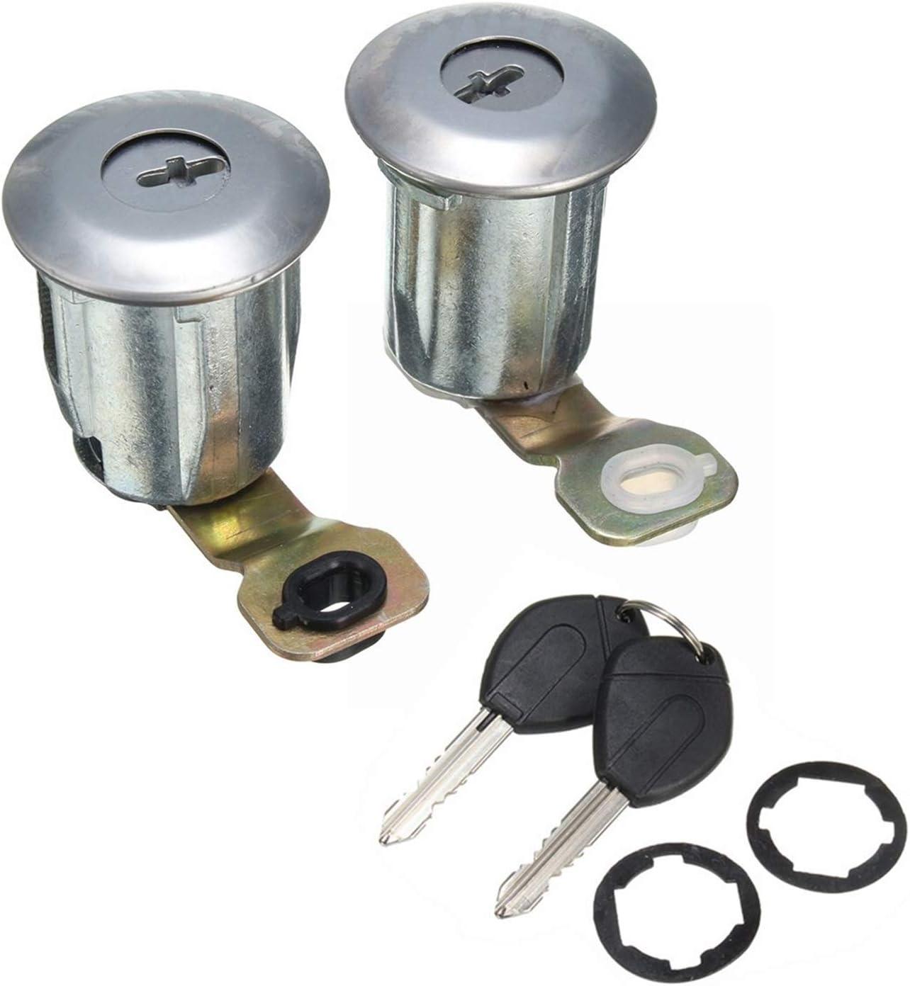 Flowing CHENZHEN 1 Set 100% quality warranty Barrel Lock Key Fi Car In stock Door Locks