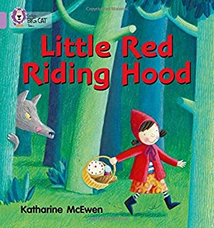 Little Red Riding Hood: Band 00/Lilac