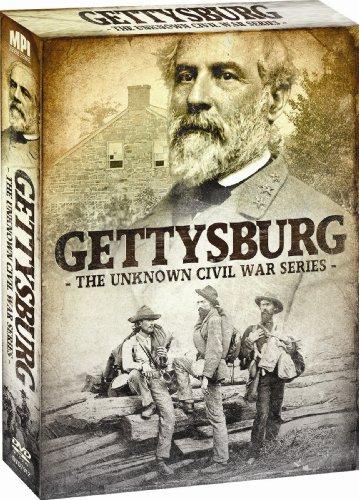 Gettysburg (3pc) [DVD] [Region 1] [NTSC] [US Import]